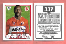 Middlesbrough Jimmy Floyd Hasselbaink Holland 337